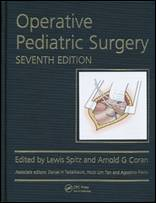 Operative Pediatric Surgery. 7<sup>th</sup> Ed.